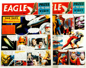 Later in its career, with a newly-shaped masthead and other changes, the Eagle had lost much of its original charm according to many devotees.