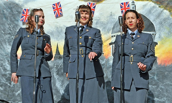 1940S WEEKEND AT  HUGHENDEN MANOR