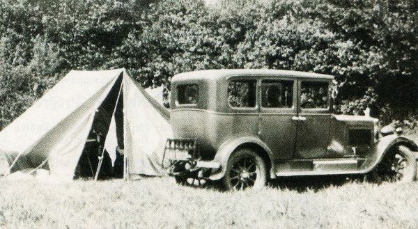 Motoring in the 1930s