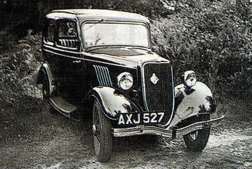 Motoring in the 1950s