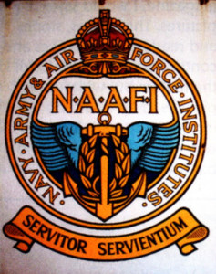 Navy, Army & Air Force Institutes. Serving the Services