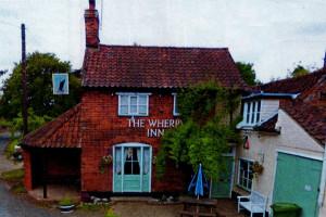 The Wherry Inn, Geldeston, today