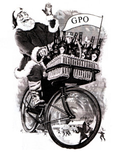 A Christmas posting