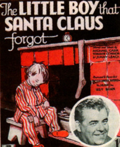 The Little Boy that Santa Claus Forgot