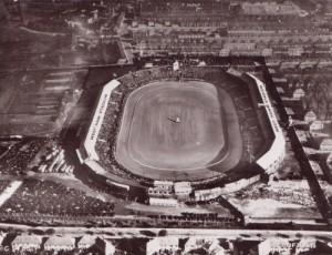 West Ham Stadium during a quieter moment.