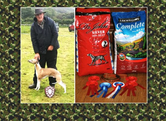 Supreme Champion at Melbreak foxhounds 2018